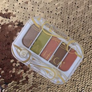Pacifica tomboy vibe natural mineral eye shadows